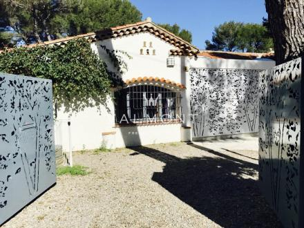 Casa di lusso in affito CAP D'ANTIBES, 215 m²,