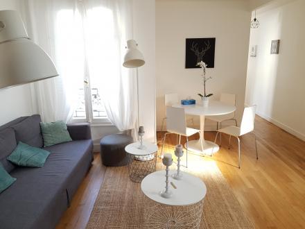 Appartamento di lusso in affito PARIS 16E, 48 m², 1 Camere, 2008€/mese