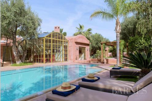 Villa de luxe à vendre MARRAKECH, 700 m², 6 Chambres, 1150000€