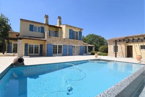 Villa de luxe à vendre TOURRETTES, 278 m², 2950000€