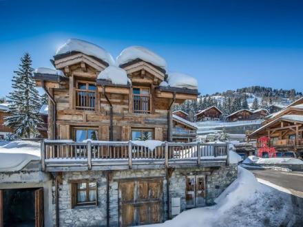 Casale di lusso in affito COURCHEVEL, 125 m², 3 Camere,