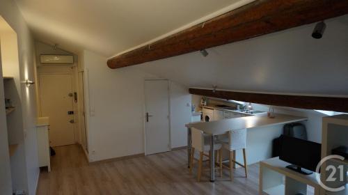 Luxus-Wohnung zu vermieten Nizza, 28 m², 680€/monat