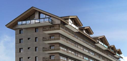 Appartement neuf de luxe à vendre COURCHEVEL, 156 m², 4 Chambres, 2740000€