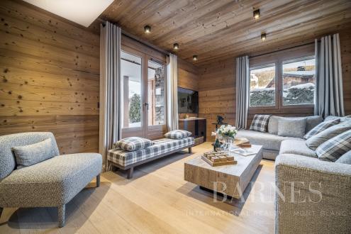 Appartement de luxe à louer MEGEVE, 1 m², 4 Chambres,