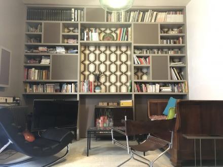 Luxury Loft for sale PARIS 19E, 65 m², 1 Bedrooms, €598000
