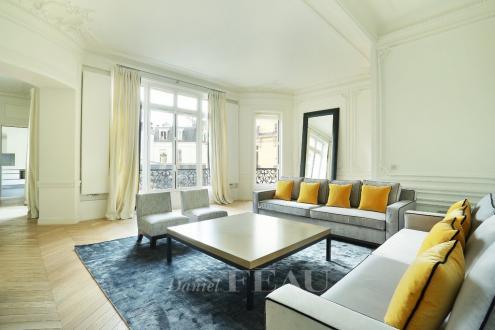 Luxury Apartment for rent PARIS 16E, 207 m², 3 Bedrooms, €14165/month