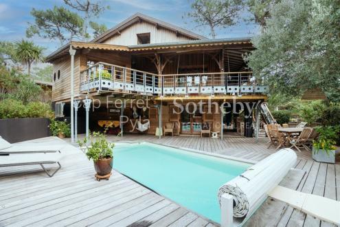Дом класса люкс на продажу  Кап Ферре, 189 м², 5 Спальни, 2730000€