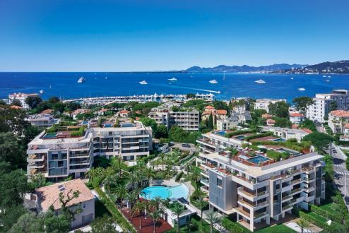 Luxury Apartment for sale CAP D'ANTIBES, 103 m², 3 Bedrooms, €1550000