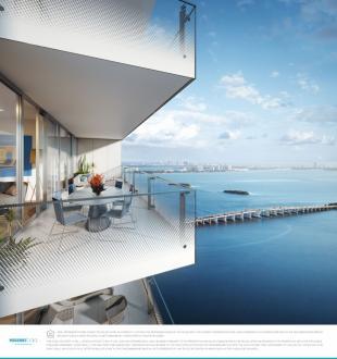 Квартира класса люкс на продажу  Флорида, 2400 м², 3 Спальни, 1900000€