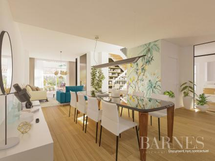 Квартира класса люкс на продажу  Биарриц, 156 м², 4 Спальни, 1325000€