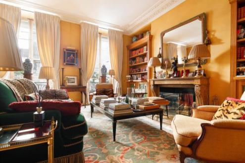Квартира класса люкс на продажу  Париж 6ой, 90 м², 1 Спальни, 2600000€