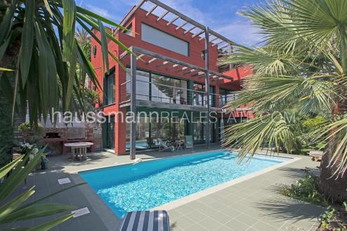 Casa di lusso in affito VILLEFRANCHE SUR MER, 180 m², 4 Camere,