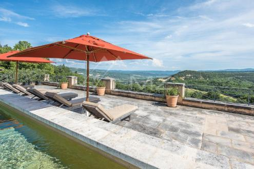 Luxury Castle for rent VIENS, 400 m², 9 Bedrooms,