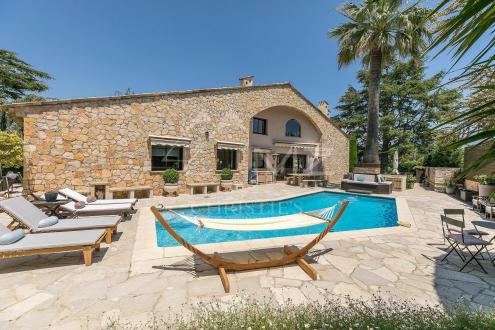Luxury Villa for sale MOUGINS, 448 m², 7 Bedrooms, €3650000