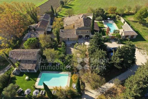 Luxus-Farm zu verkaufen L'ISLE SUR LA SORGUE, 900 m², 15 Schlafzimmer, 5595000€