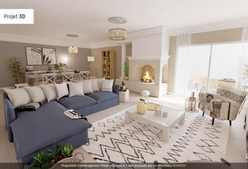 Maison de luxe à vendre SAINT CYR AU MONT D'OR, 150 m², 3 Chambres, 679000€