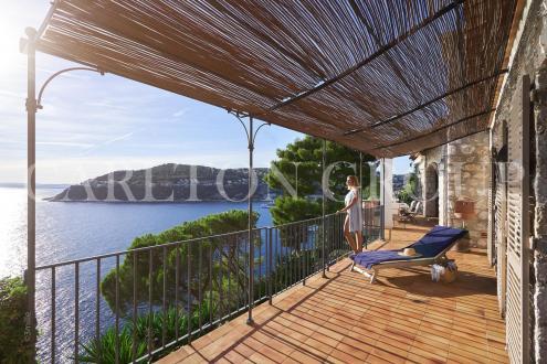 Maison de luxe à louer SAINT JEAN CAP FERRAT, 400 m², 5 Chambres,