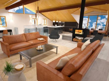 Luxus-Chalet zu verkaufen SAINT MARTIN DE BELLEVILLE, 253 m², 5 Schlafzimmer, 2250000€