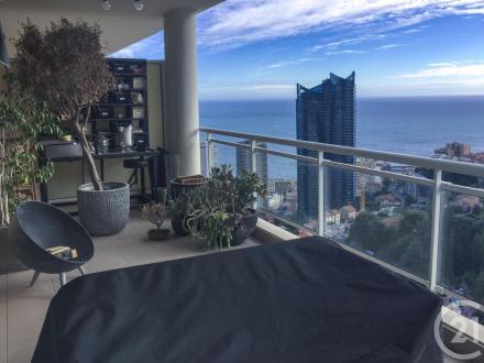 Luxus-Wohnung zu verkaufen BEAUSOLEIL, 89 m², 2 Schlafzimmer, 750000€