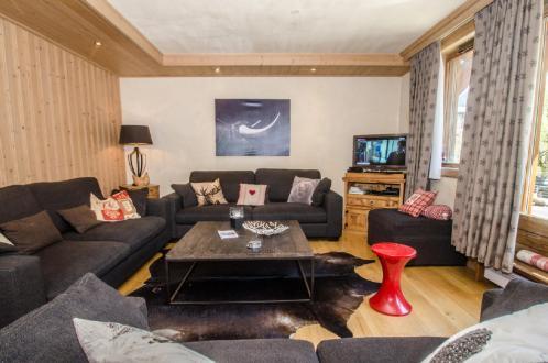 Appartement de luxe à louer CHAMONIX MONT BLANC, 144 m², 5 Chambres,