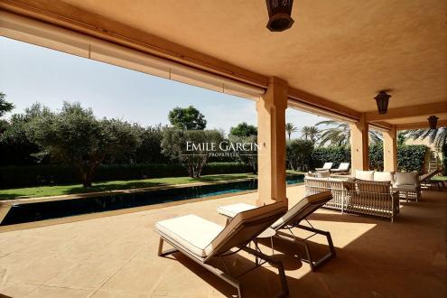 Villa de luxe à vendre MARRAKECH, 900 m², 5 Chambres, 1400000€