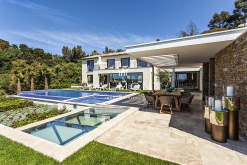 Luxury House for rent LA CROIX VALMER, 520 m², 10 Bedrooms,