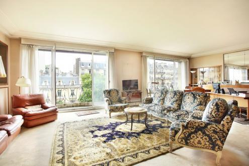 Appartamento di lusso in vendita PARIS 16E, 159 m², 2 Camere, 2100000€