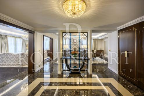 Квартира класса люкс на продажу  Монако, 370 м², 3 Спальни