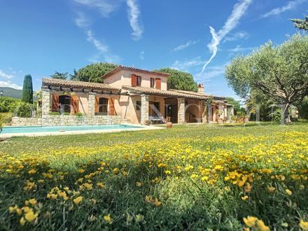 Luxus-Haus zu verkaufen GRASSE, 160 m², 5 Schlafzimmer, 850000€
