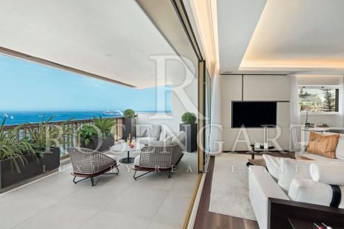 Квартира класса люкс на продажу  Монако, 2 Спальни, 17500000€
