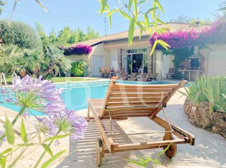 Luxe Villa te koop CAP D'ANTIBES, 150 m², 4 Slaapkamers
