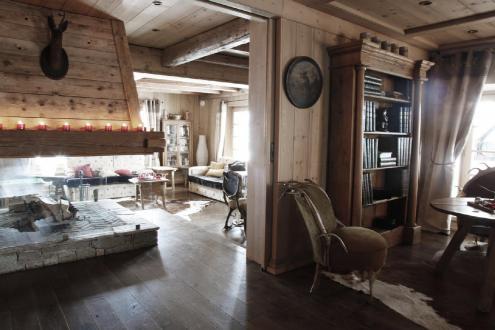 Luxus-Chalet zu vermieten DEMI QUARTIER, 900 m², 12 Schlafzimmer,
