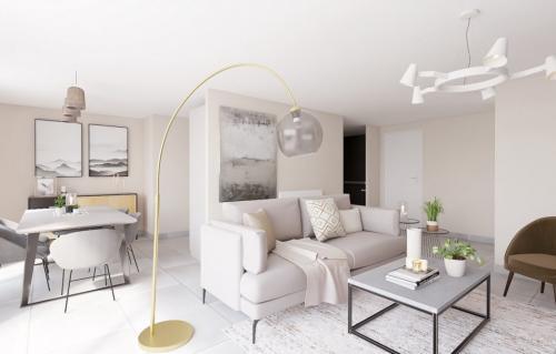 Appartement de luxe à vendre MARSEILLE, 130 m², 3 Chambres, 923000€