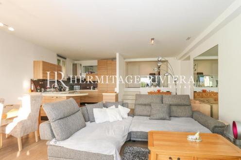 Квартира класса люкс на продажу  Ницца, 120 м², 2 Спальни, 625000€