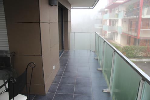 Luxury Apartment for rent THONON LES BAINS, 48 m², 1 Bedrooms, €771/month