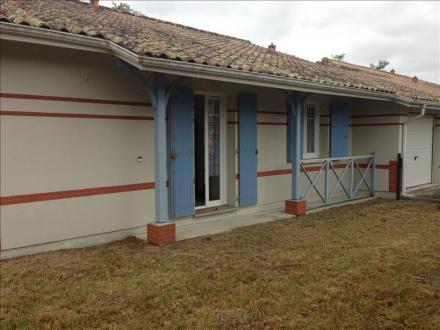Luxe Huis te huur VENDAYS MONTALIVET, 64 m², 2 Slaapkamers, 660€/maand
