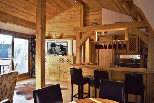 Luxury Apartment for rent CHAMONIX MONT BLANC, 140 m², 4 Bedrooms,