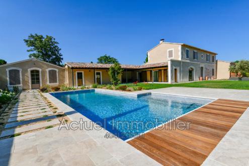 Maison de luxe à louer SAINT REMY DE PROVENCE, 350 m², 6 Chambres,