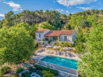 Luxus-Villa zu verkaufen LORGUES, 200 m², 4 Schlafzimmer, 850000€