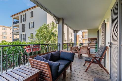 Appartement de luxe à vendre SAINT TROPEZ, 65 m², 2 Chambres, 1070000€