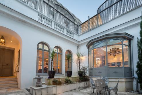 Hôtel particulier de luxe à vendre PARIS 16E, 482 m², 7 Chambres, 8425000€