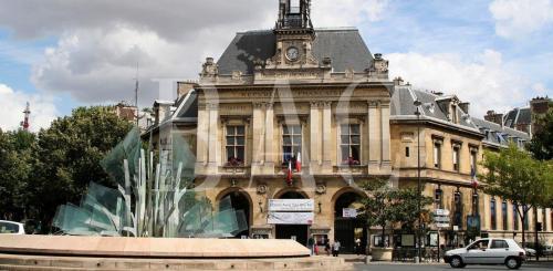 Квартира класса люкс на продажу  Париж 20ый, 100 м², 3 Спальни, 1045000€