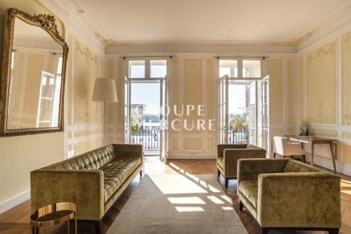 Luxus-Wohnung zu verkaufen BORDEAUX, 135 m², 1 Schlafzimmer, 840000€