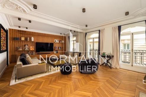 Квартира класса люкс на продажу  Париж 16ый, 140 м², 2 Спальни, 2100000€