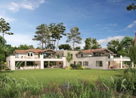 Appartement de luxe à vendre HOSSEGOR, 134 m², 3 Chambres, 880000€