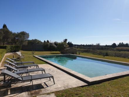 Casa di lusso in affito MAUSSANE LES ALPILLES, 240 m², 5 Camere,