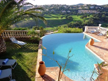 Luxury House for rent SAINTE MAXIME, 180 m², 4 Bedrooms,