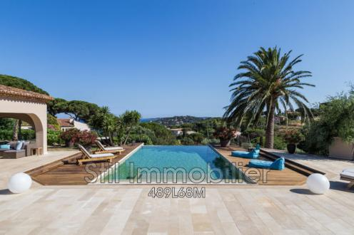 Luxury House for rent SAINTE MAXIME, 1000 m², 8 Bedrooms,