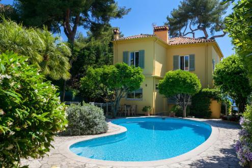 Luxus-Haus zu vermieten CAP D'ANTIBES, 200 m², 4 Schlafzimmer,