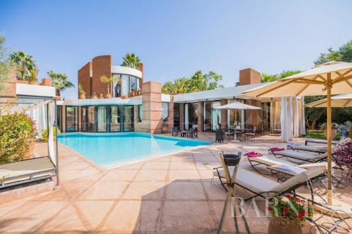 Villa de luxe à vendre MARRAKECH, 290 m², 4 Chambres, 665000€